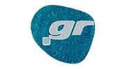 .gr tld logo