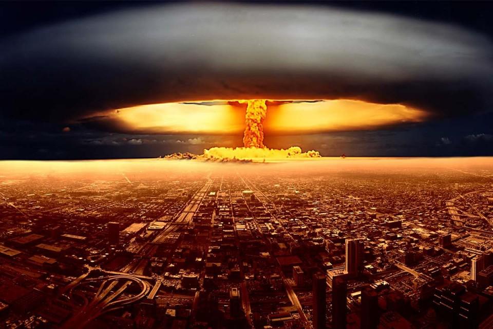 nuclear blast city