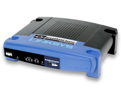 Linksys 1iPhone ATA