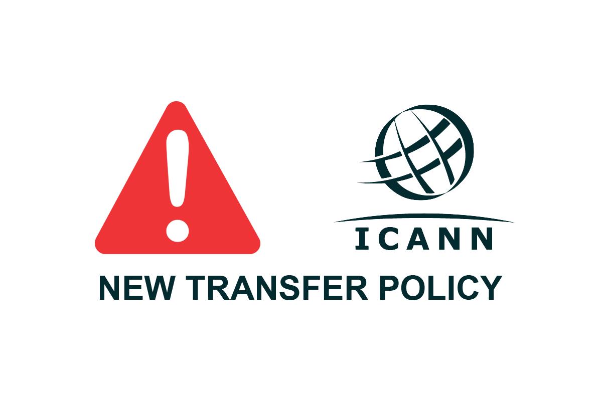 ICANN new transfer policy