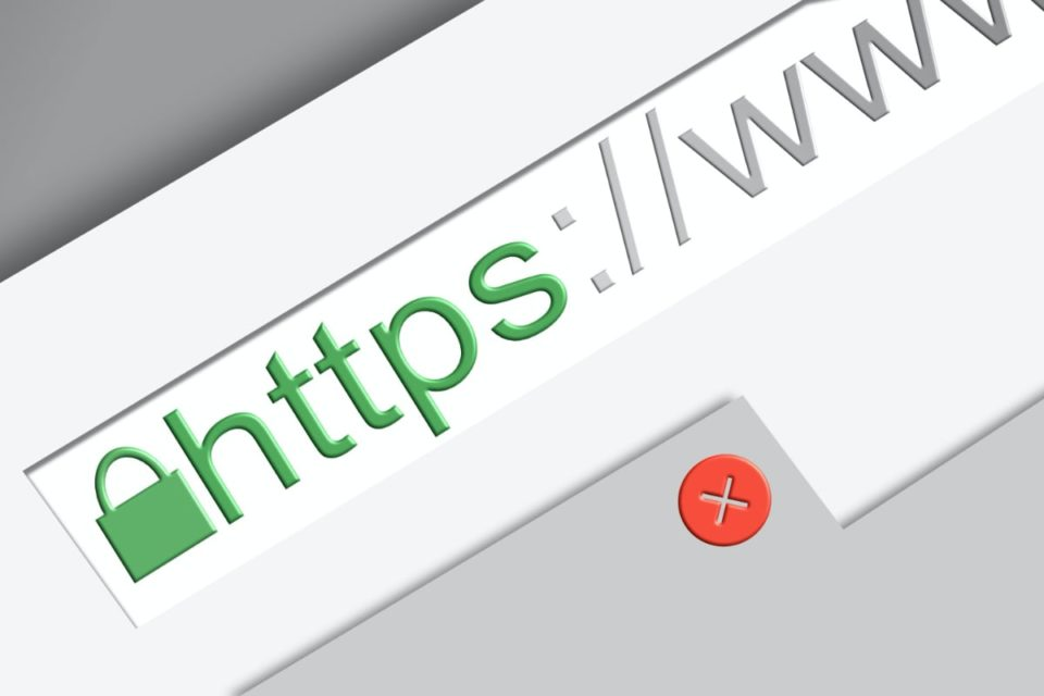 https browser